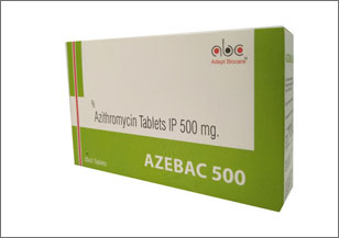 Gpst stage 2 courses of azithromycin